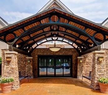 Homewood entryway