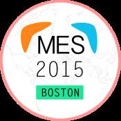 MES15 logo