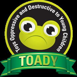 toady logo